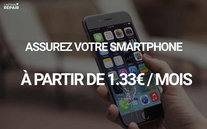 Assurances iPhone Casse Oxydation